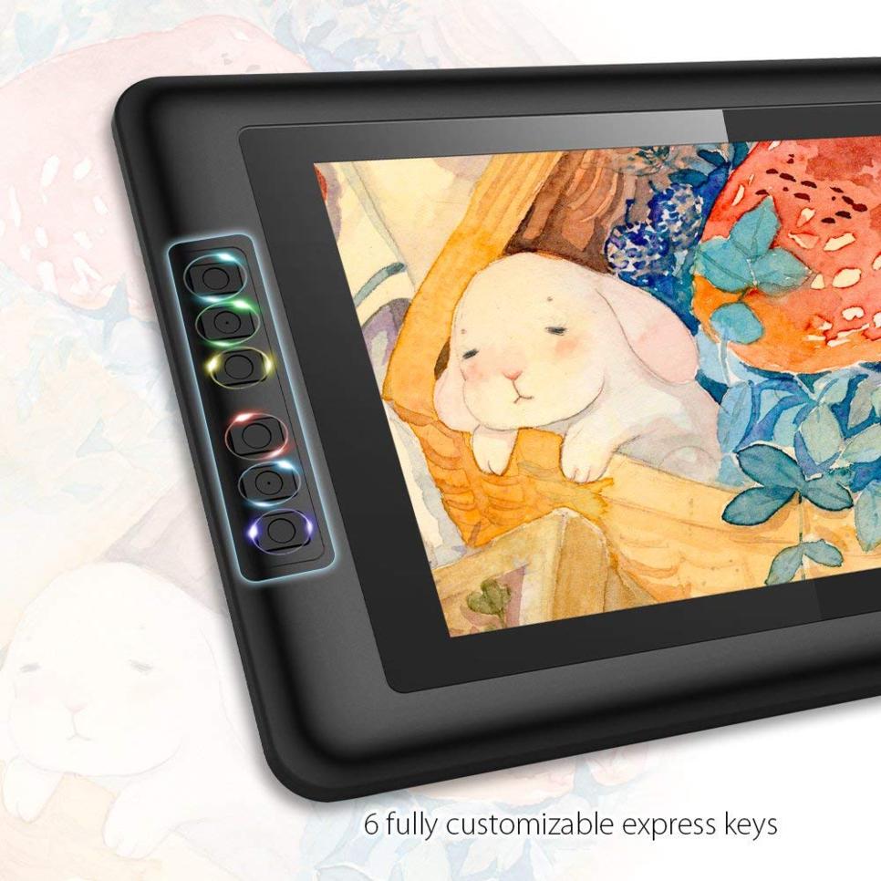 """[한국정품]""""XP-Pen Artist 13.3 인치 IPS 드로잉 모니터 펜 디스플레이"""""""