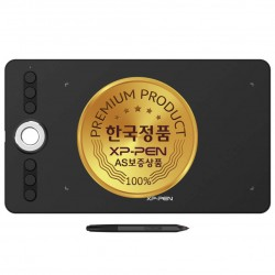 """[한국정품]""""XP-PEN Deco 02 디지털 그래픽 드로잉 태블릿"""""""
